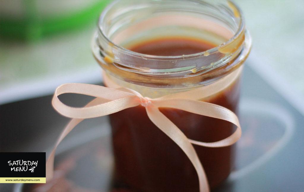 karamel sosunu necə hazırlamaq